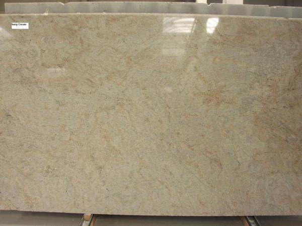 Ivory Cream geflammt Boden in Bahnen 30 x 3 cm