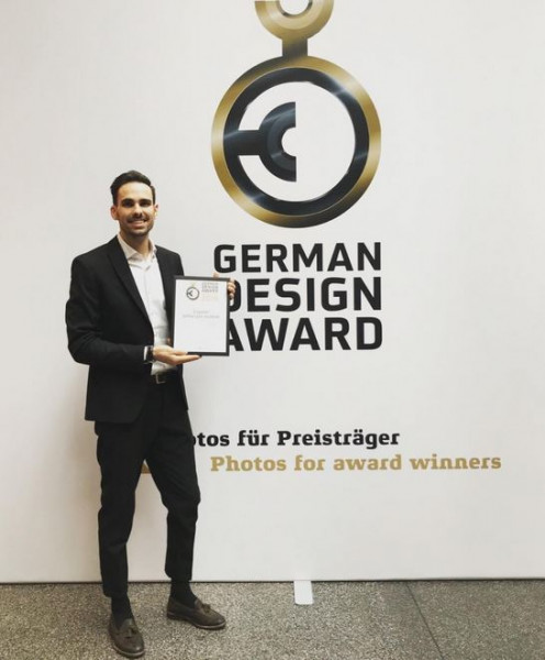 lapitec-german-design-award