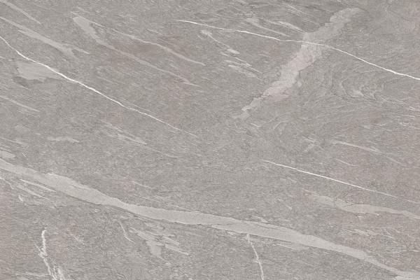 FLORIMstone Stone Alpine Grey matte Unmaßplatten 12 mm nicht rektifiziert mit Netz