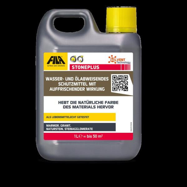 FILASTONE PLUS Farbvertiefendes Fleckschutzmittel 1 Liter Dose 6 Stk. / Karton