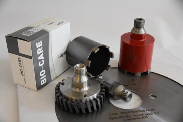 Lapitec Sägeblatt D=400 mm Bohrung Durchmesser 90 mm Antriebsbohrung 0 D400-30-10-90-S-AA-05