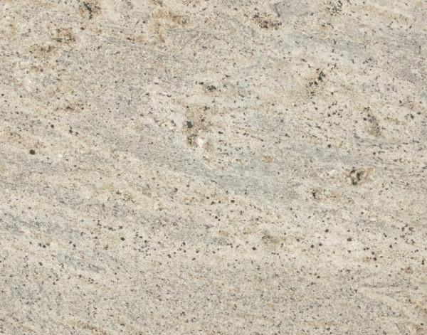 Kashmir White B poliert Boden in Bahnen 40 x 1,5 cm