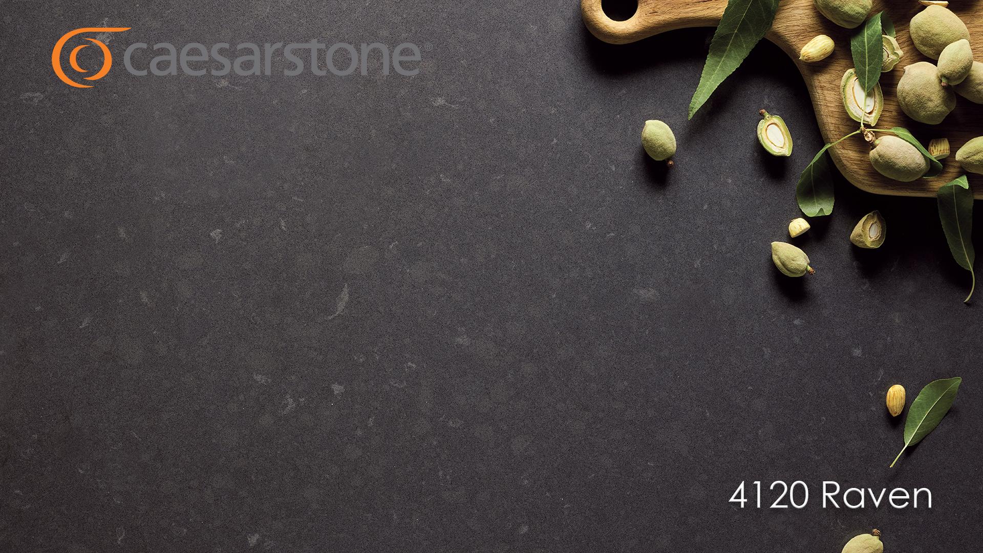 Caesarstone Quarzkomposit - Beispielbild - 4120 Raven